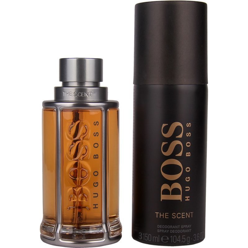 Hugo Boss Boss The Scent Duo EdT 100ml Deospray 150ml