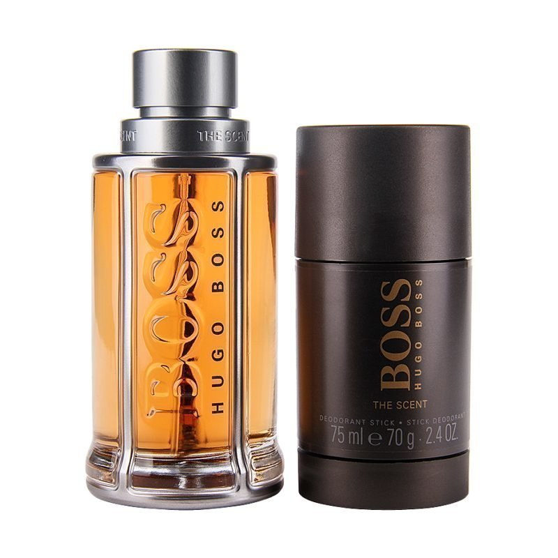 Hugo Boss Boss The Scent Duo EdT 100ml Deostick 75ml