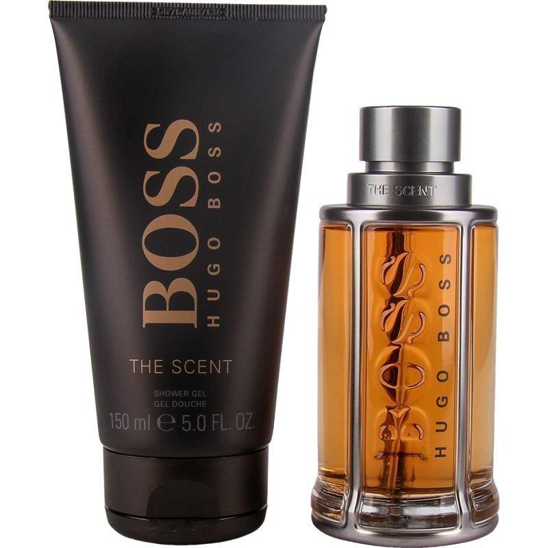 Hugo Boss Boss The Scent Duo EdT 100ml Shower Gel 150ml