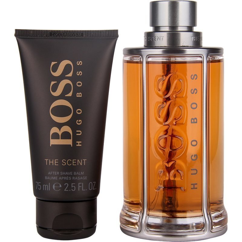 Hugo Boss Boss The Scent Duo EdT 200ml After Shave Balm 75ml