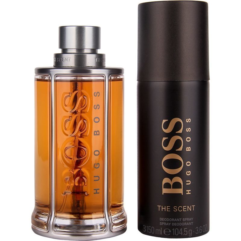 Hugo Boss Boss The Scent Duo EdT 200ml Deospray 150ml