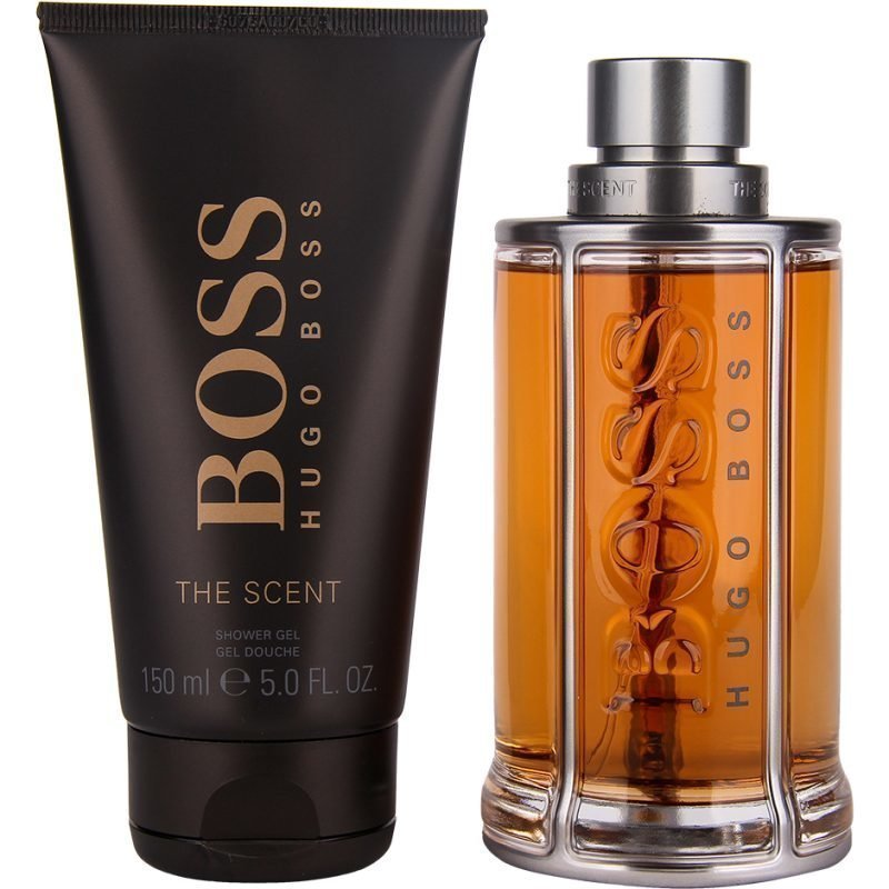 Hugo Boss Boss The Scent Duo EdT 200ml Shower Gel 150ml