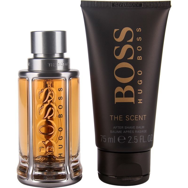 Hugo Boss Boss The Scent Duo EdT 50ml After Shave Balm 75ml