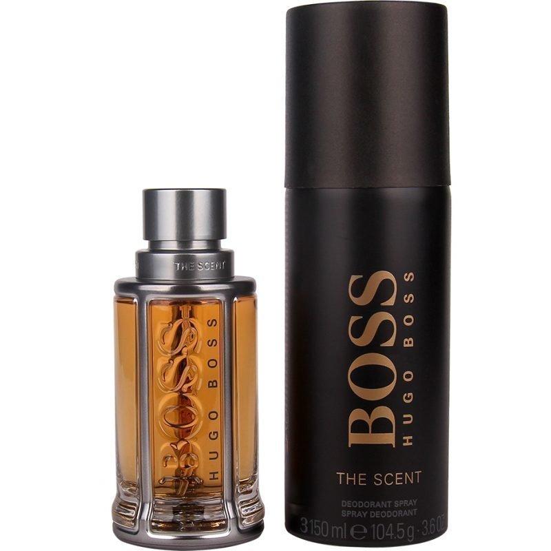 Hugo Boss Boss The Scent Duo EdT 50ml Deospray 150ml