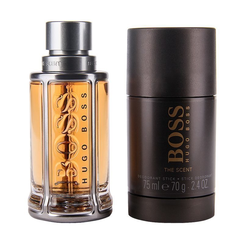 Hugo Boss Boss The Scent Duo EdT 50ml Deostick 75ml