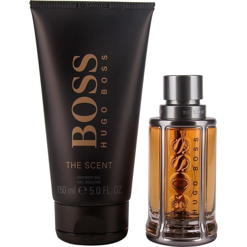 Hugo Boss Boss The Scent Duo EdT 50ml Shower Gel 150ml