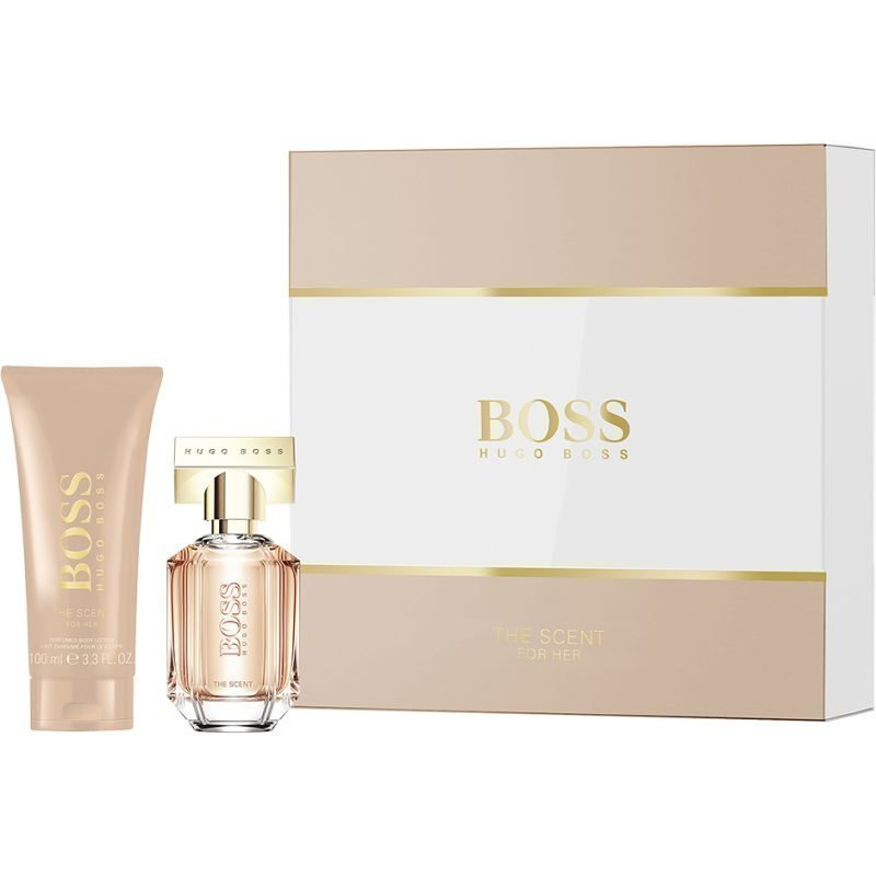 Hugo Boss Boss The Scent For Her EdP 30ml Body Lotion 100ml