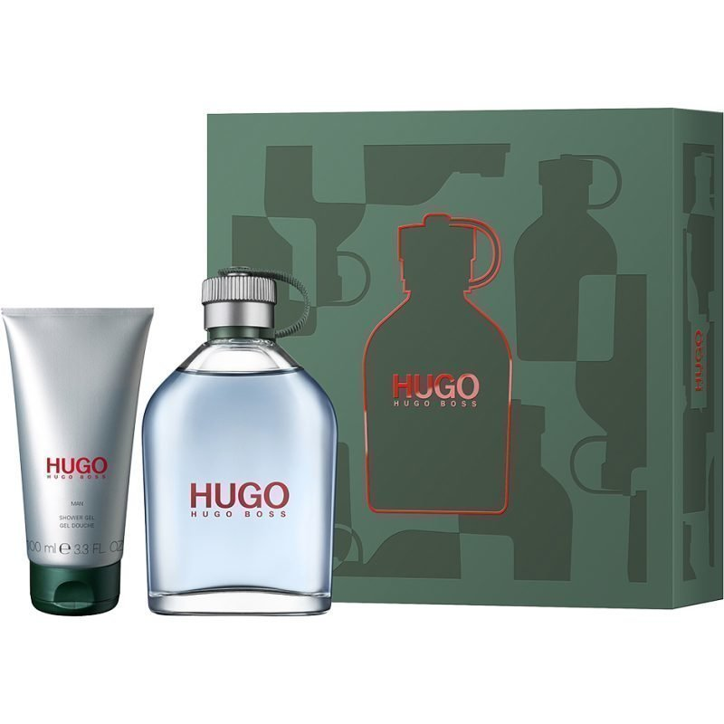 Hugo Boss Hugo Man EdT 200ml Shower Gel 100ml