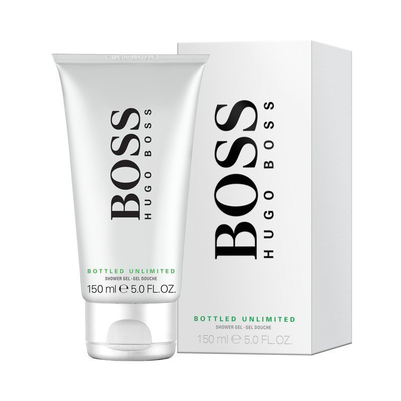 Hugo Boss Unlimited Shower Gel