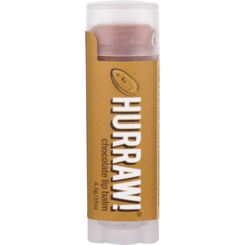 Hurraw! Chocolate Lip Balm 4