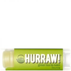 Hurraw! Green Tea Lip Balm