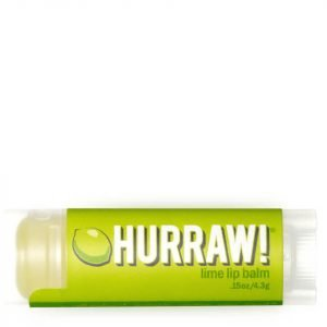Hurraw! Lime Lip Balm 4.3 G