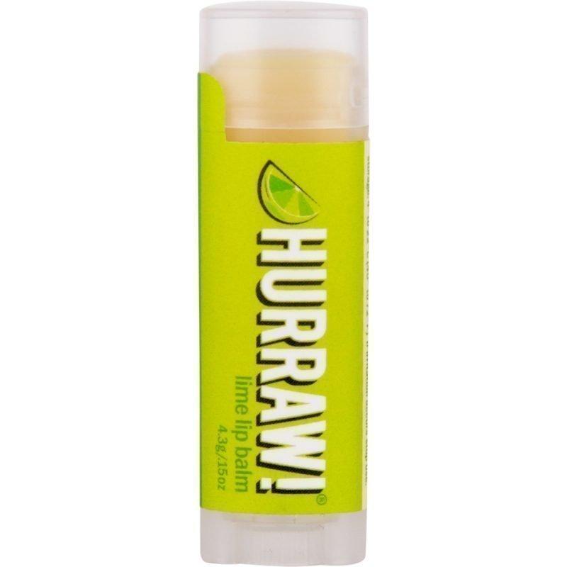 Hurraw! Lime Lip Balm 4