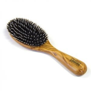 Hydrea London Olive Wood Hair Brush