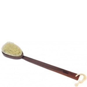 Hydrea London Walnut Wood Bath Brush