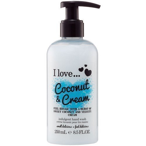 I Love... Coconut & Cream Indulgent Hand Wash