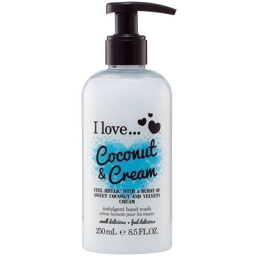 I Love... Coconut & Cream Indulgent Hand Wash