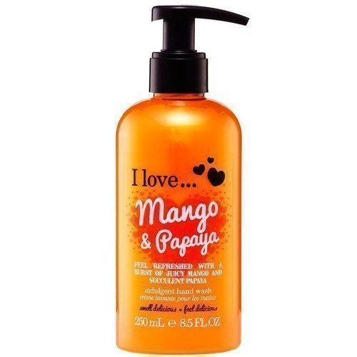 I Love... Mango & Papaya Indulgent Hand Wash