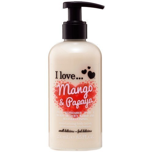 I Love... Mango & Papaya Moisturising Body Lotion