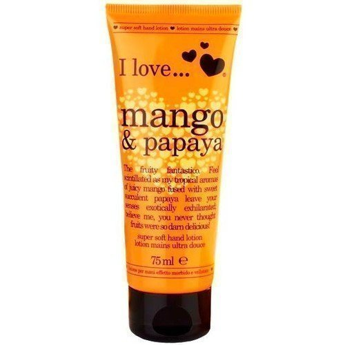 I Love... Mango & Papaya Super Soft Hand Lotion
