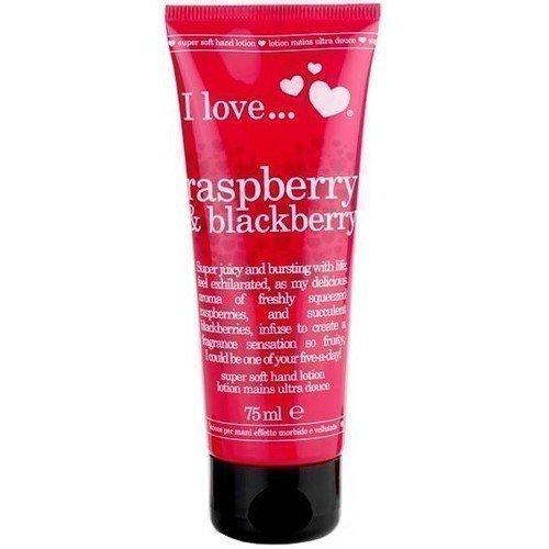 I Love... Raspberry & Blackberry Super Soft Hand Lotion