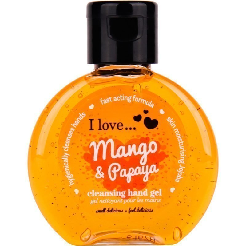 I love… Mango & Papaya Cleansing Hand Gel 65ml