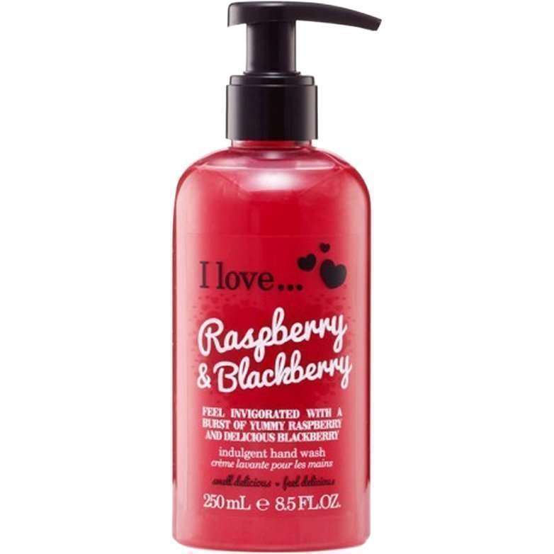 I love… Raspberry & Blackberry Indulgent Hand Wash 250ml