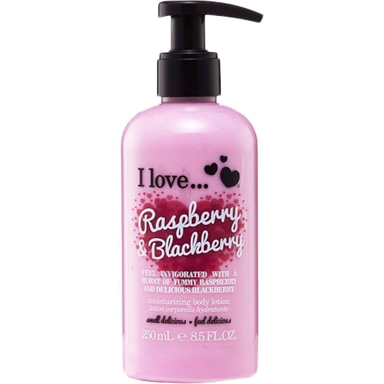 I love… Raspberry & Blackberry Moisturising Body Lotion 250ml