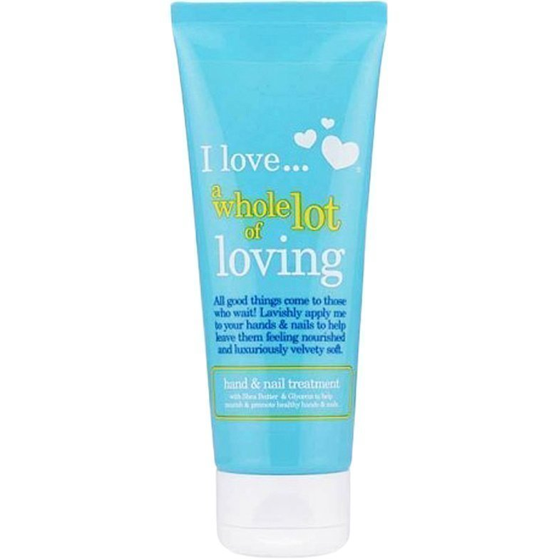 I love… SPA Hand & Nail Treatment 75ml