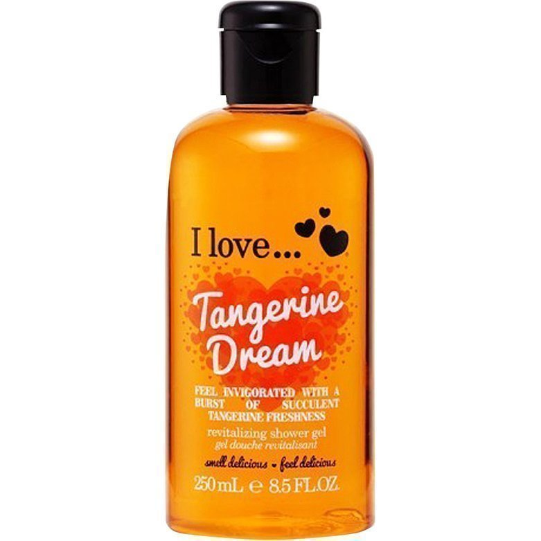 I love… Tangerine Dream Shower Gel 250ml