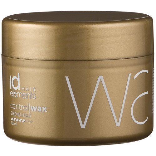 ID HAIR Elements Control Wax Strong Hold