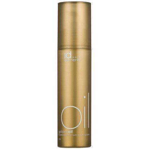 ID HAIR Elements Golden Oil Nourishment For Hair Scalp & Skin Tuoksullinen