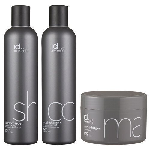 ID HAIR Elements Repair Charger Healing Trio