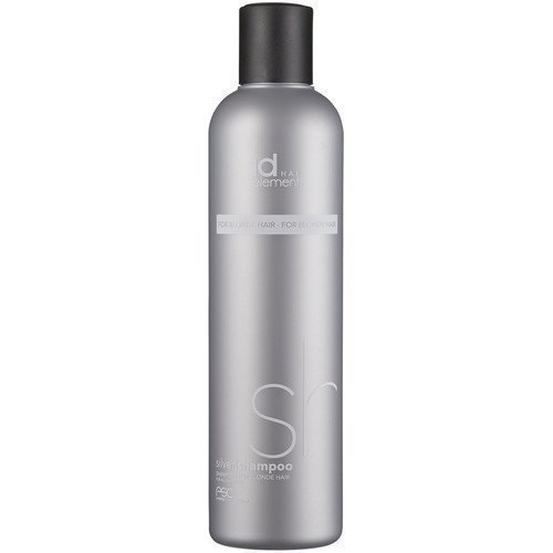 ID HAIR Elements Silver Shampoo For Blonde Hair 500 ml