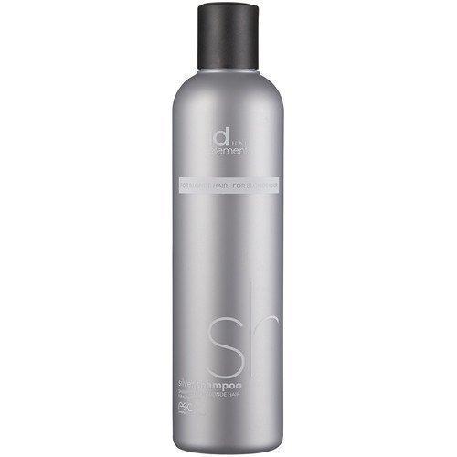 ID HAIR Elements Silver Shampoo For Blonde Hair 500 ml