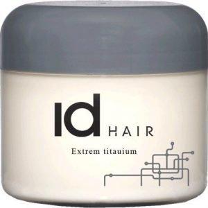 ID HAIR Extreme Titanium Wax