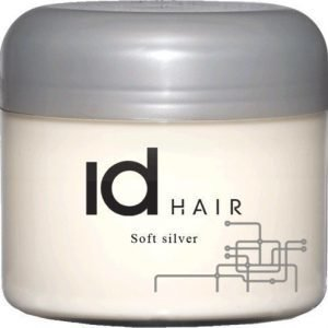 ID HAIR Soft Silver Wax