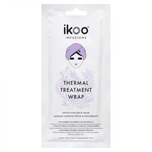Ikoo Infusions Thermal Treatment Hair Wrap Detox And Balance Mask 35 G