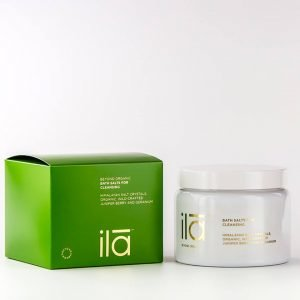 Ila-Spa Bath Salts For Cleansing 500 G