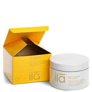 Ila-Spa Body Cream For Vital Energy 200 G