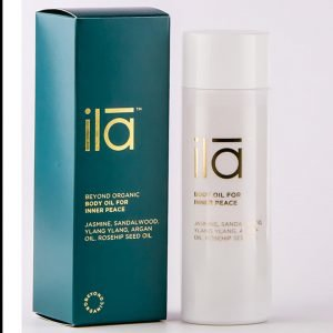 Ila-Spa Body Oil For Inner Peace 100 Ml