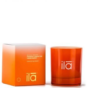 Ila-Spa Candle For Higher Energy Orange Blossom