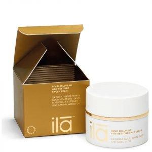 Ila-Spa Gold Cellular Age-Restore Face Cream 50 G