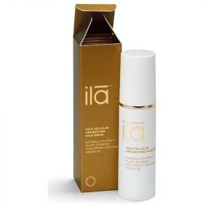 Ila-Spa Gold Cellular Age-Restore Face Serum 30 Ml
