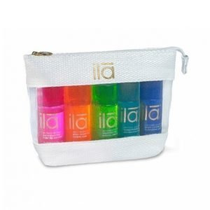 Ila Travel Essentials Collection 50 Ml X5 Vartalonhoitosetti