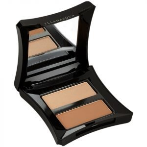 Illamasqua Sculpting Face Powder Duo Illum / Nefertiti