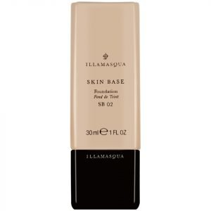 Illamasqua Skin Base Foundation 02