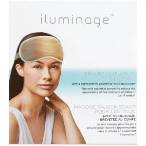 Iluminage Sesame Skin Rejuvenating Eye Mask With Copper Oxide