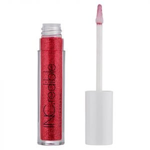 Inc.Redible Glittergasm Lip Gloss Various Shades Red Hot Ready