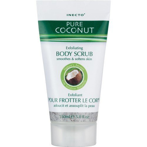Inecto Pure Coconut Exfoliating Body Scrub